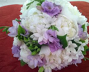 wedding bridal bouquet collection